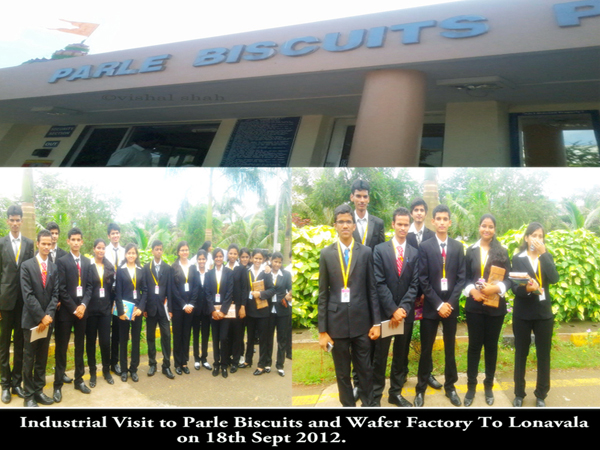industrial visit on parle Industrial visit to parle private limited school of applied sciences, suresh gyanvihar university had organized an industrial visit on 21st november.